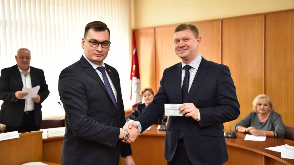 Депутаты Вологодской городской Думы 7-го созыва зарегистрированы ТИК