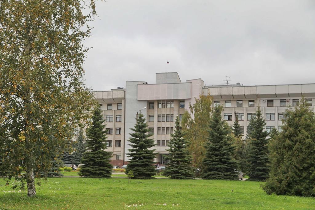 Первая сессия седьмого созыва Вологодской городской Думы назначена на 20 сентября